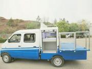 New energy mobile inspection platform